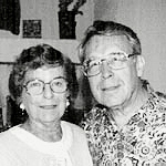 David and Irene Metz